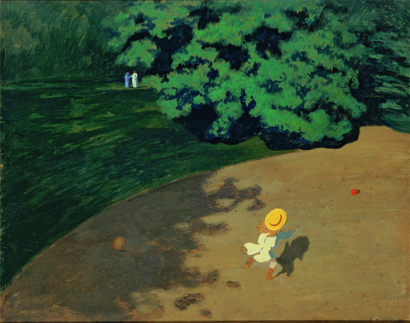Félix Vallotton, Le Ballon